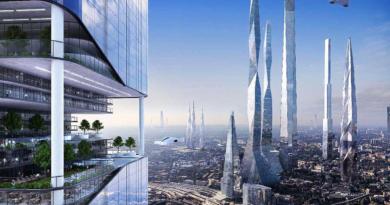 Forskning: Slik vil livet på jorden være i 2116. Skyskrapere en mil høye og undersjøiske byer. Se bildeserien!